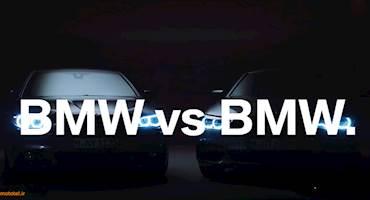 مقایسه نسل شش و هفت BMW 5 Series