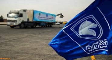 بازگشت رونق به خطوط توليد ايران خودرو و تحويل روزانه بیش از 1800خودرو به مشتریان