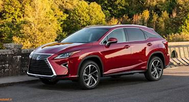 بررسی Lexus RX 2017 - پرفروشترین شاسیبلند لوکس!